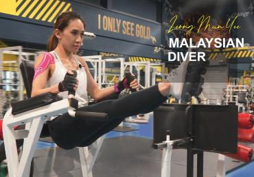 LEONG MUN YEE, Malaysian diver.