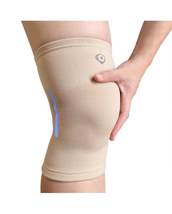 Coreblue FIR Energy Knee Support (Beige) 1 Pair
